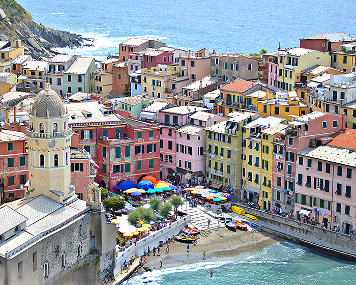 Postcards from the Cinque Terre