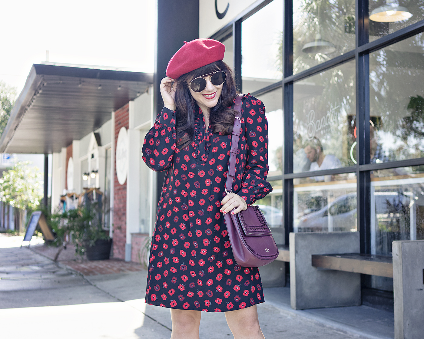 Beret for Fall!