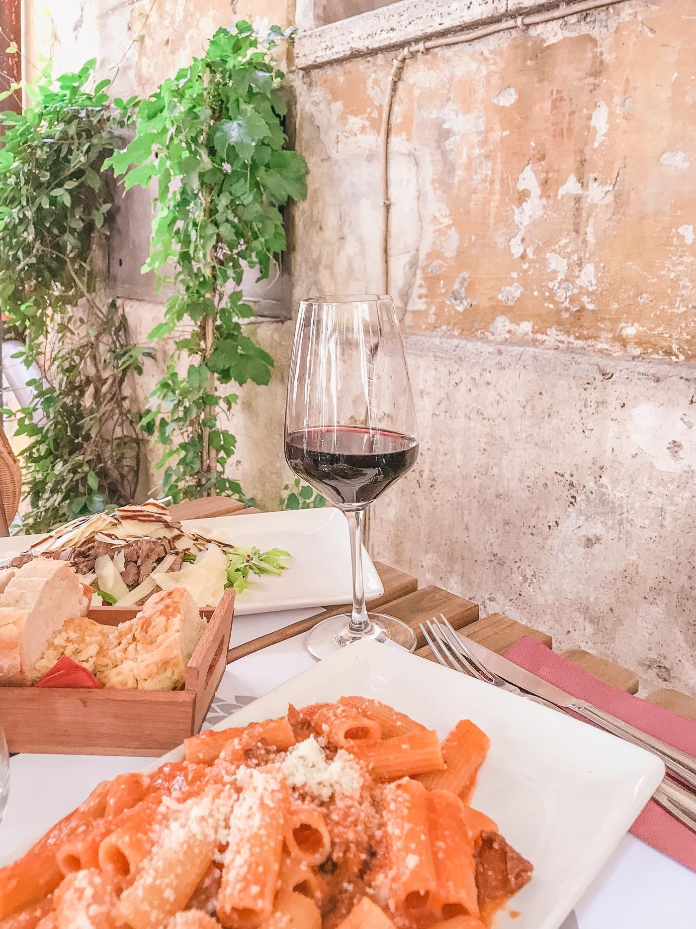 Ultimate Rome Restaurant Guide