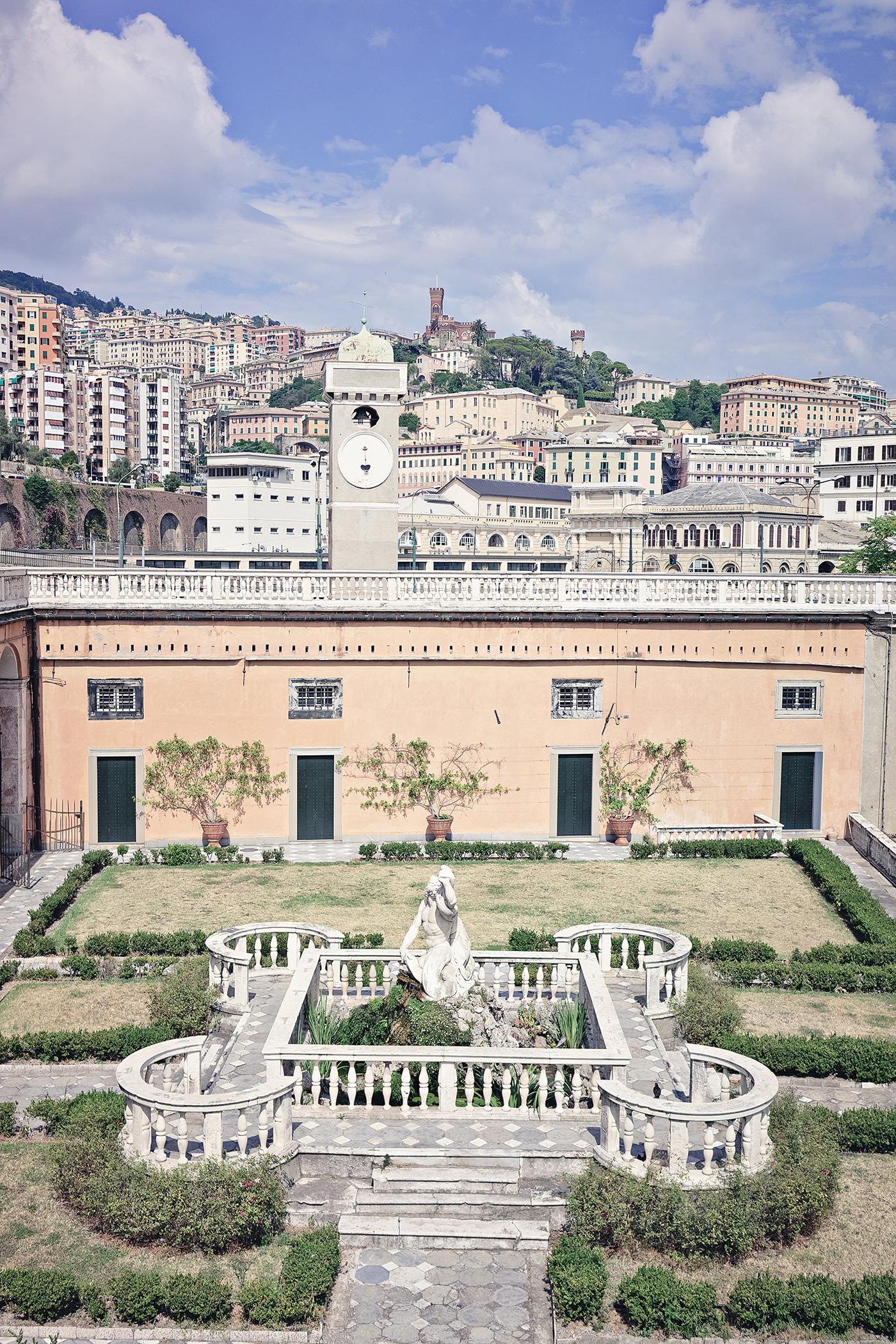 Exploring Genoa