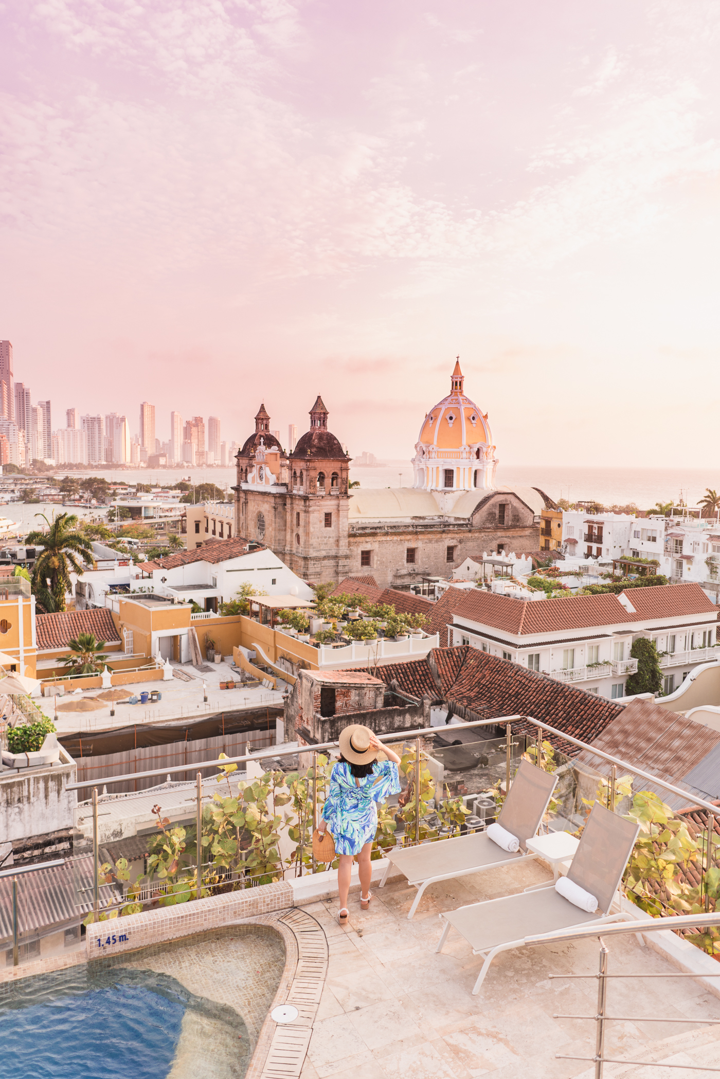The Colors of Cartagena