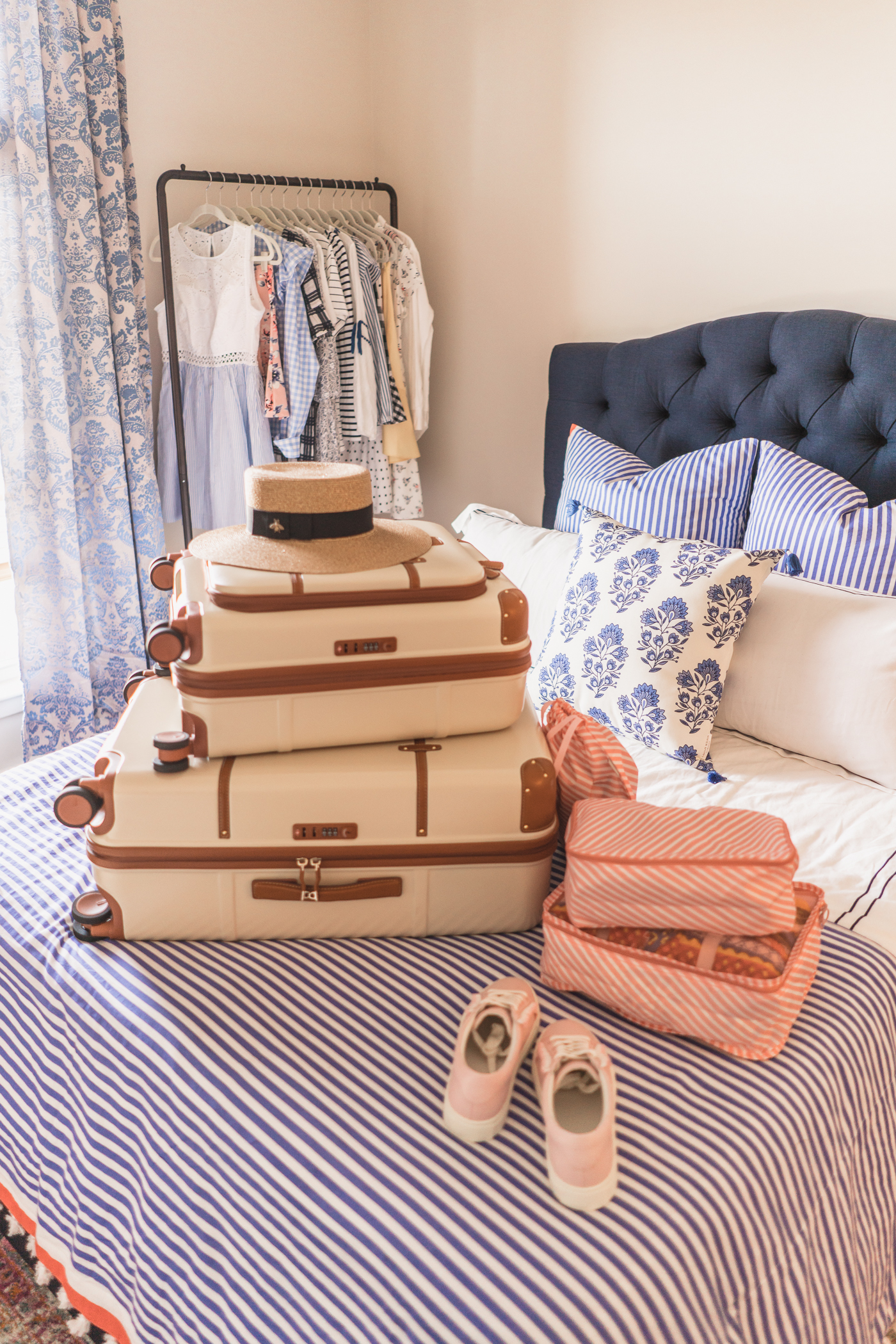 How to Pack for an Extended or Overseas Trip