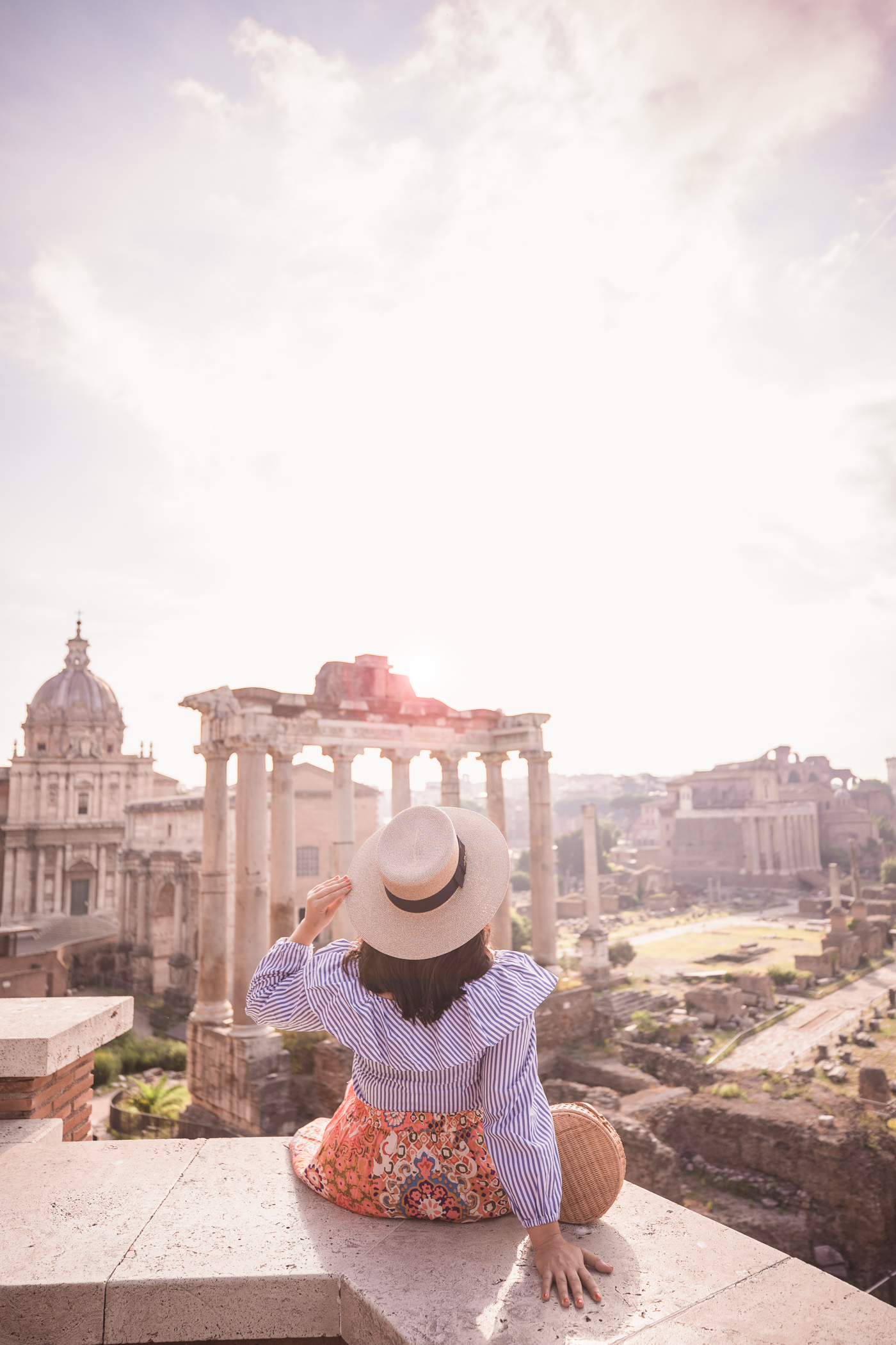 My Favorite Photo Spots in Rome