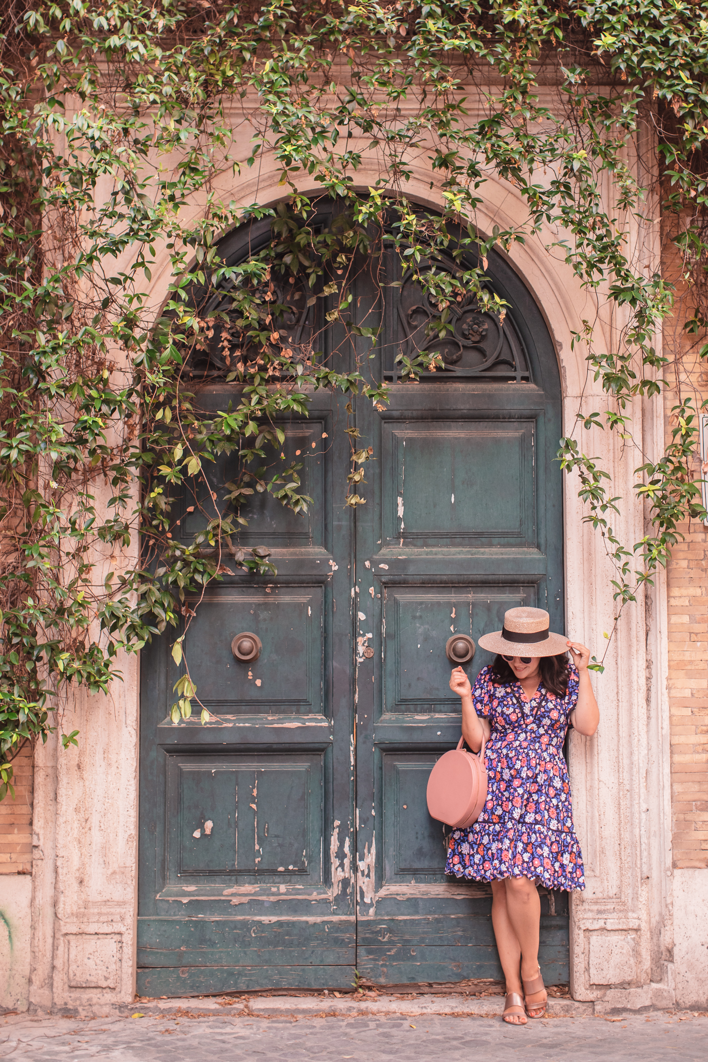 A Fit & Flare for Rome